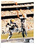 Seattle Seahawks Steve Largent Autographed 8x10 Photo w/COA at Amazon.com