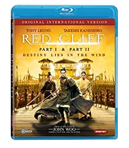 Red Cliff International Version - Part I & Part II [Blu-ray]