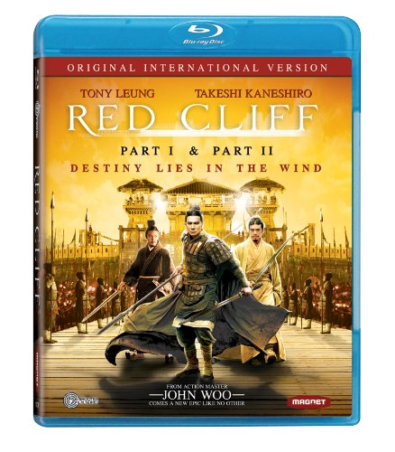 Where to buy Red Cliff International Version - Part I & Part II [Blu-ray]