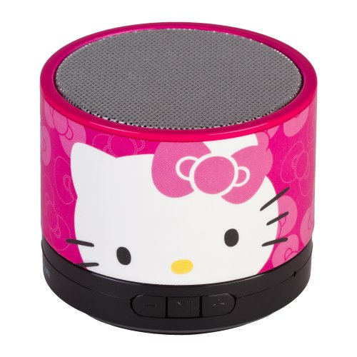 Hello-KittyBluetooth-Speaker