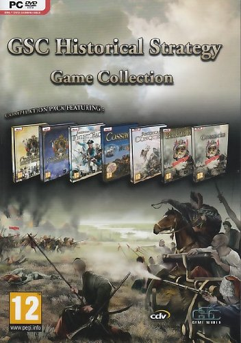 GSC Historical Strategy Game Collection - Cossacks & American Conquest Complation - 1