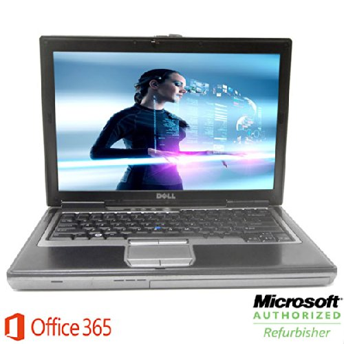 Dell Latitude D630-Microsoft Office 365- Core Duo 1.8Ghz- 2Gb Memory- 80Gb Hd- Wifi- Windows 7 Home
