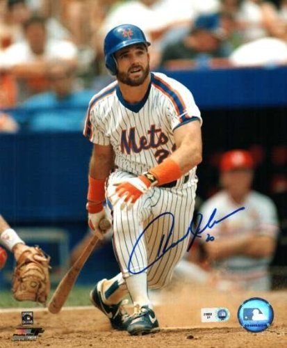 Autographed Howard Johnson New York Mets Photo at Amazon.com
