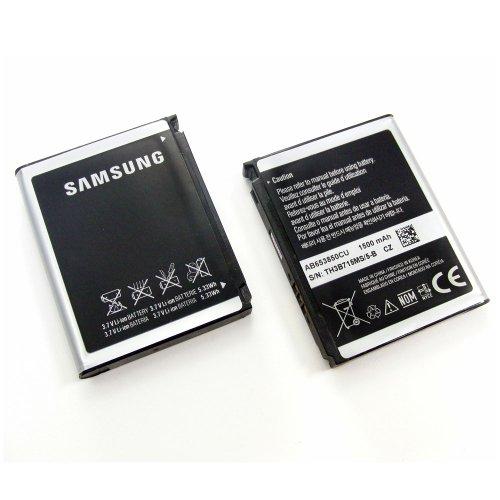 Accumulatore AB653850CU, Li-Ion originale Samsung i9023 Google Nexus S, i9020 Google Nexus S ecc.