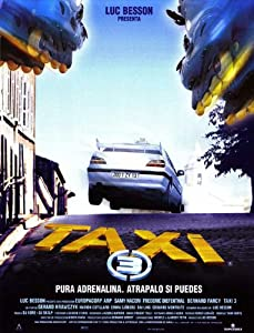 taxi 3 film en streaming. Black Bedroom Furniture Sets. Home Design Ideas