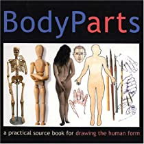 Body Parts: A Practical Guide for Artists Ebook & PDF Free Download