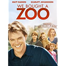 We Bought A Zoo: Direct Effect: Cameron Crowe