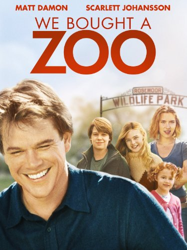 We Bought a Zoo Digital Copy