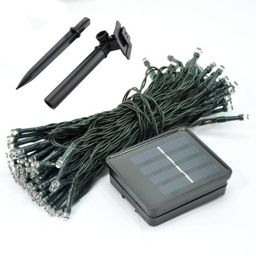 Mini Patio String Lights : M&T TECH 60 LED Solar Powered mini String Lights Outdoor Decorative Lights for eBay