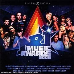 VA   NRJ Music Awards 2009 (10eme Edition) 2008   Pop Sophie54 rar preview 0
