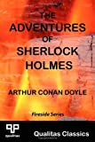 The Adventures of Sherlock Holmes (Qualitas Classics)