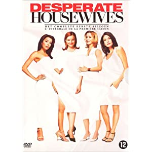 Desperate Housewives : L'intégrale saison 1 - Coffret 6 DVD [Import belge]