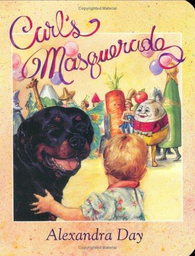 Carl's Masquerade