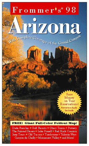 Frommer's Arizona '98 PDF
