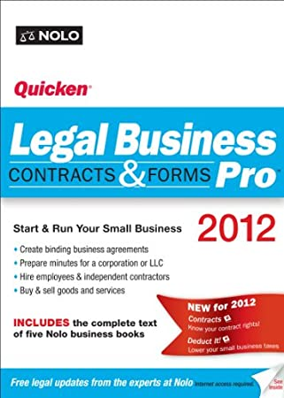 Quicken Legal Business Pro 2012 [Download]