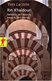 echange, troc Yves Lacoste - Ibn Khaldoun : Naissance de l'Histoire, passé du tiers monde