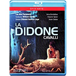 Cavalli: La Didone [Blu-ray]