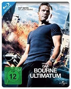 Das Bourne Ultimatum - Steelbook [Blu-ray]