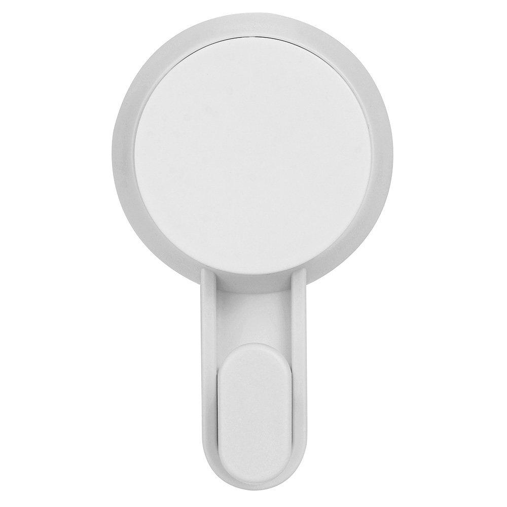 Easy Time® Gancho Percha Colgador 5Kg Plástico Blanco para Ventana Vidrio Pared   Comentarios y más información