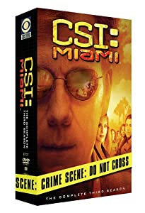 CSI: Miami - The Complete 3rd Season