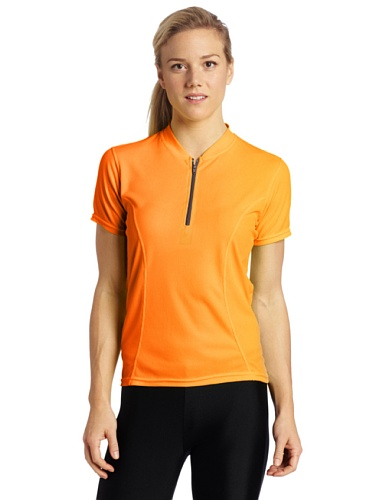 Canari Cyclewear Women's Cross Sport Short Sleeve Cycling Jersey