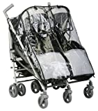 Jane Be Cool Club Twin Pushchair (Oyster)