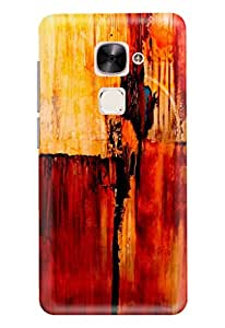 LeEco Le 2, Le 2 Designer Printed Cover by CareFone