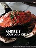 img - for Andre's Louisiana Kitchen book / textbook / text book