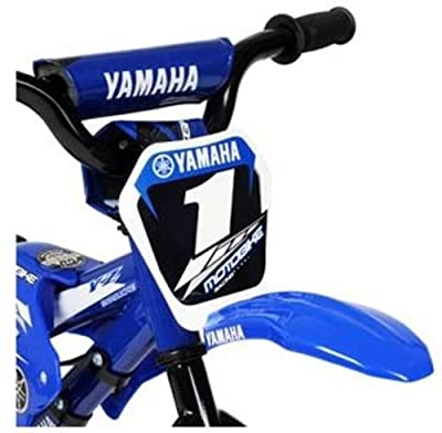 "Brand New 12"" BMX Yamaha Bike Bicycle Exercise Gym Motor Dirt Road Boys Motorcross Sports"