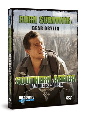 Bear Grylls - Born Survivor - Southern Africa [DVD]