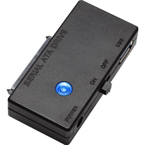Groovy HDDをUSB3.0 内蔵型ハードディスク、ブルーレイドライブ対応 UD-3000SA