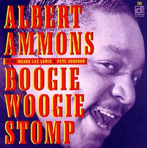 "Cover of ""Boogie Woogie Stomp"""