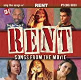 RENT: Songs From The Movie (Karaoke CDG)