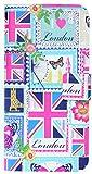 Accessorize Fashion Folio Book Case Cover for iPhone 6 (4.7 Inch) - Love London