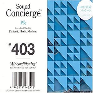 Sound Concierge #403: Air-conditioning