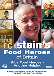 Rick Stein's Food Heroes of Britain plus Another Helping [DVD]