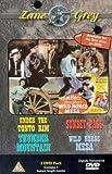 Zane Grey : Under The Tonto Rim / Sunset Pass / Thunder Mountain / Wild Horse Mesa [2001] [DVD]