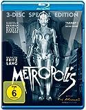 Metropolis (3 Discs, Special Edition) [Blu-ray]