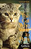 img - for [(The Cat Who Went to Paris )] [Author: P. Gethers] [Nov-1996] book / textbook / text book