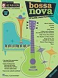 Bossa Nova: 10 Latin Jazz Favorites [With CD] (Hal Leonard Jazz Play-Along)