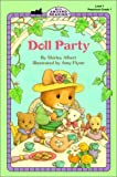 img - for Doll Party (Turtleback School & Library Binding Edition) (All Aboard Reading) book / textbook / text book