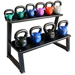 Ader Vinyl Kettlebell From 5, 8, 10, 12, 15, 18, 20, 25, 30, 35, 40, 45 to 50 Lbs)