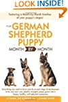 Your German Shepherd Puppy Month By M...