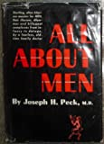 img - for All About Men with Drawings by Larry Reynolds book / textbook / text book
