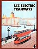 img - for LCC Electric Tramways book / textbook / text book