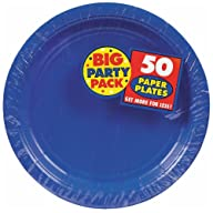 Big Party Pack Paper Luncheon Plates…