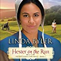 Hester on the Run Audiobook by Linda Byler Narrated by Stephanie Willis