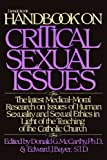 img - for Handbook on Critical Sexual Issues book / textbook / text book
