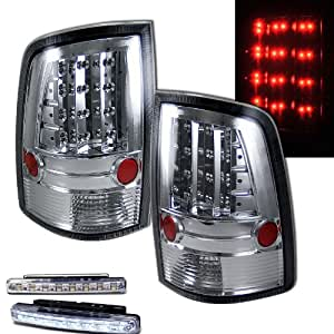 Dodge Ram Pickup 1500 Replacement Tail Light Assembly - Driver Side
