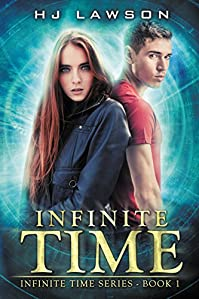 Infinite Time: Time Travel Adventure by HJ Lawson ebook deal